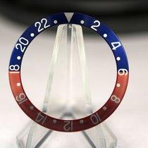 Rolex Inlay für GMT 16750 normal font blue back
