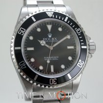Rolex Submariner No Date model 14060 SWISS DIAL Certif Rolex + +