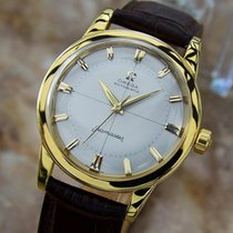 Omega Seamaster 1960s Calibre 500 Auto Mens Gold Plated...