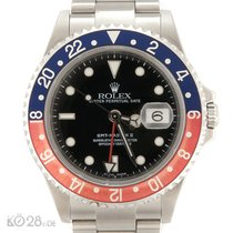 "Rolex GMT Master II 16710 ""Pepsi"" Steel F-Series"