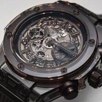 Χίμπλοτ (Hublot) Big Bang Unico black sapphire