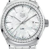 TAG Heuer Link Diamonds Steel Case WBC1314BA0600