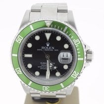 Rolex Submariner Date 50TH Anniversary (BOXonly2009) 40mm MINT LV