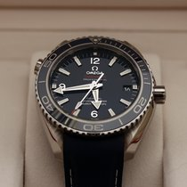 Omega Seamaster Planet Ocean Co Axial 600m blue