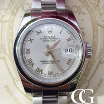 Rolex Datejust 179160 Steel with Silver Dial & Papers