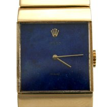 Rolex 3584 King Midas 18K Solid Gold Men's Watch Excellent