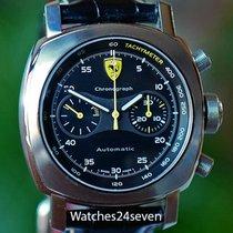 Panerai Ferrari FER0008 Scuderia Chronograph Black Dial 45mm