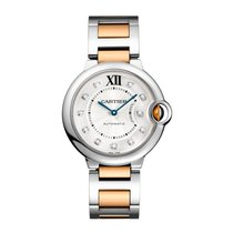 Cartier Ballon Bleu Automatic Ladies Watch Ref WE902031
