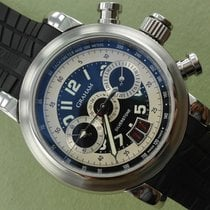 Graham Grand Silverstone Chronograph GMT