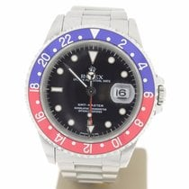 Rolex GMT-Master  PEPSI Blue/Red (BOX1996) 40mm MINT