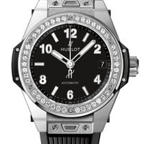 Hublot Big Bang One Click 39 mm Steel Diamonds