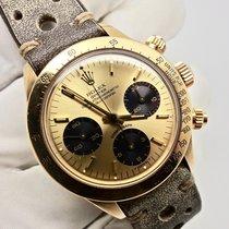 Rolex Cosmograph Daytona ref. 6265 oro 14K