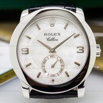 Rolex 5240/6 Cellinium Platinum MOP (25933)