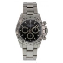 Rolex Daytona Cosmograph 116520 Stainless Steel