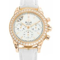 Omega Ladies De Ville Co-Axial Chronograph Watch