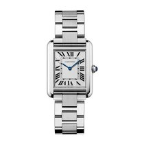 Cartier Tank Solo Quartz Ladies Watch Ref W5200013