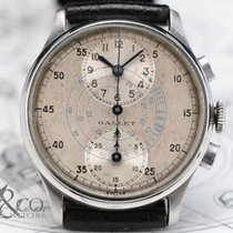 "Gallet MULTICHRON REGULATOR ""DON BLAKESLEE"" Venus 140 Vintage..."