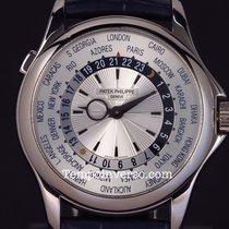 Patek Philippe World Time white gold Hallmark of Geneva full...