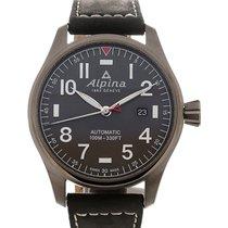 Alpina Startimer Pilot 44 Automatic Grey Dial