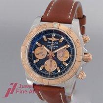Breitling Chronomat Ref. CB0110 -Chronograph - Edelstahl/Roség...