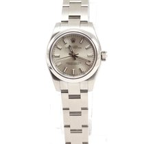 Rolex Oyster Perpetual 26mm Silver Index