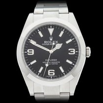 Rolex Explorer I Stainless Steel Gents 214270 - W4355