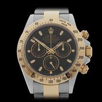 Rolex Daytona Chronograph Stainless Steel & 18k Yellow...