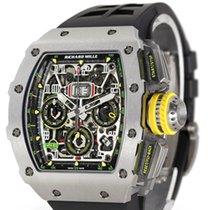 Richard Mille RM11-03 Titanium Flyback Chronograph Men's Watch