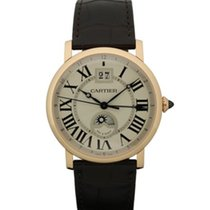 Cartier Rotonde de Cartier Large Date Second Time Zone