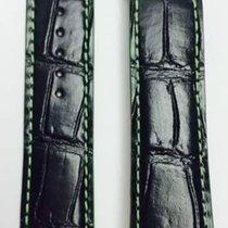 Certina DS 2 Precidrive Lederband Schwarz 22/20mm C600018683
