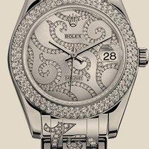 롤렉스 (Rolex) Datejust Special Edition Datejust 34mm White Gold
