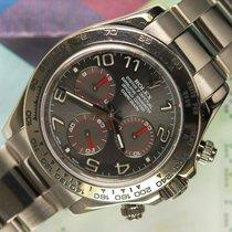 Rolex Daytona 116509 white gold slate dial B/P 2006