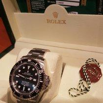Rolex SEA DWELLER 4000 CERAMIQUE 2014 FULL SET PARFAITE