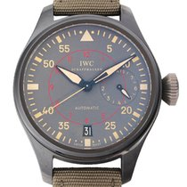 IWC Big Pilots Top Gun Miramar Anthracite Dial Automatic 48mm