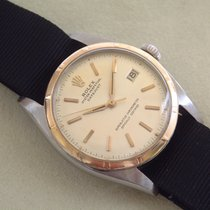 Rolex Datejust Bubbleback Stahl Gold Rarität v 1962