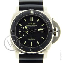 Panerai Luminor Submersible Amagnetic 3 Days PAM389 New-Full Set