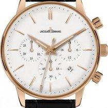 Jacques Lemans Nostalgie N-209G Herrenchronograph Klassisch...