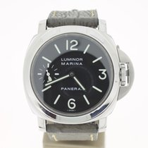 Panerai Luminor Marina Steel (B&P2009) 44mm  ExtraStrap MINT