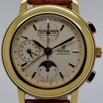 Festina Mondphasen Chronograph, Ref. F0672, Bj. 2012