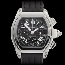 Cartier Roadster XL Stainless Steel Gents 2618 - W3623