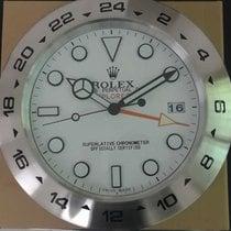 Rolex wall /dealer clock any other modells /swiss quartz