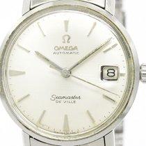 Omega Vintage Omega Seamaster De Ville Flat Link Bracelet...