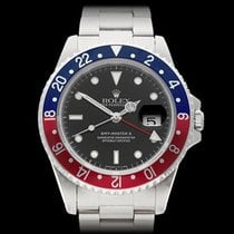 ロレックス (Rolex) GMT-Master II Coke Stainless Steel Gents 16710
