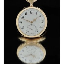 IWC Taschenuhr 14.Karat Gelbgold - Bj.: 1910 - AAW