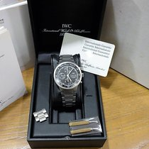 IWC GST Chronograph Titanium Full set
