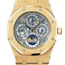 Audemars Piguet Royal Oak Perpetual Calendar Skeleton Watch...