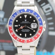 """Rolex GMT Master II """"PEPSI"""" Stahl Ref:16710 - Rolex..."""