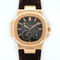 Patek Philippe Nautilus 18K Solid Rose Gold Automatic