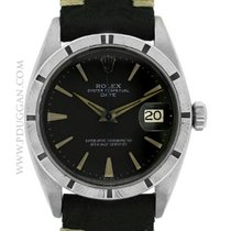 Rolex stainless steel vintage 1950's Date