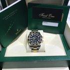 Rolex GMT MASTER II ACCIAIO ORO